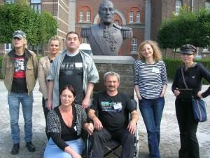 zdjęcie uczestników warsztatów
