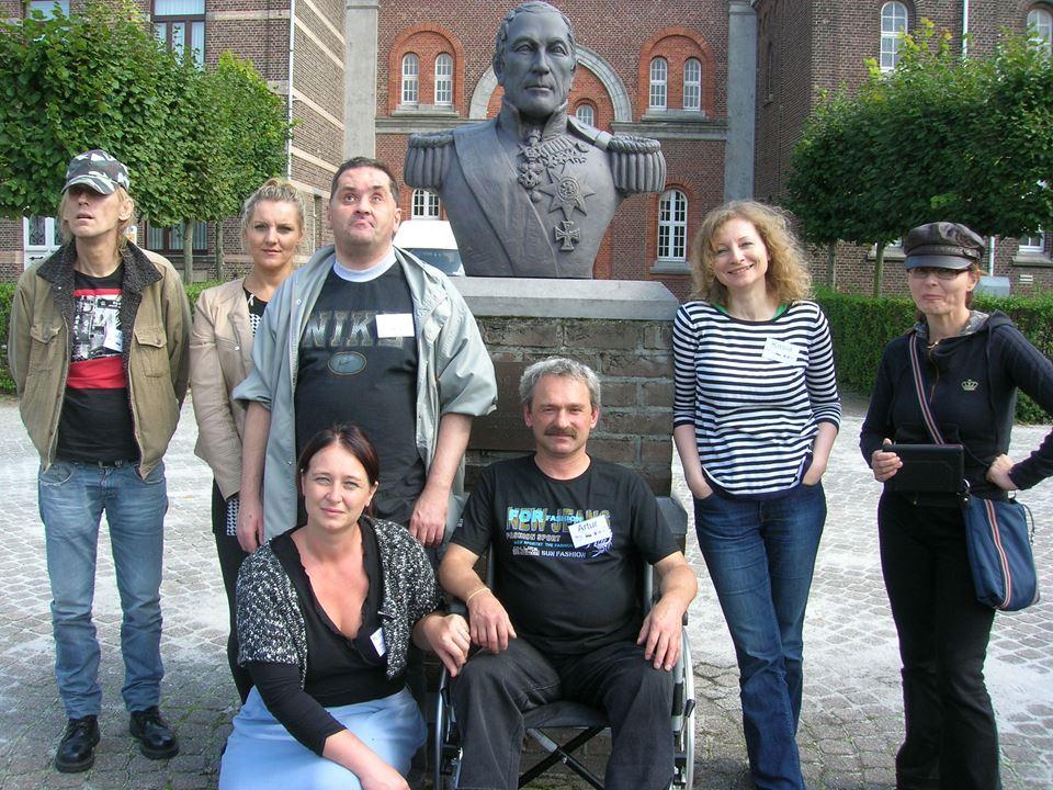 Warsztaty artystyczne w Belgii